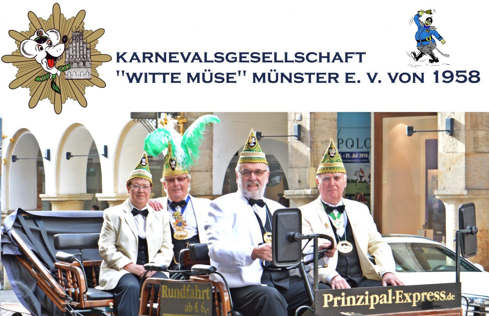 "karnevalsgesellschaft ""witte müse"" e.v. von 1958"