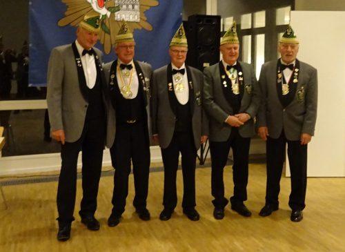Lammessen - Senatorentaufe 2016